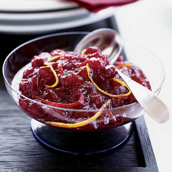 Port-Cranberry Sauce 