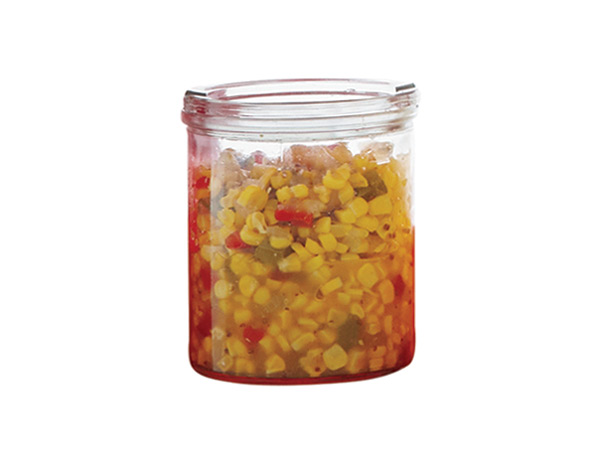 Corn Relish with Roasted Peppers // © Petrina Tinslay