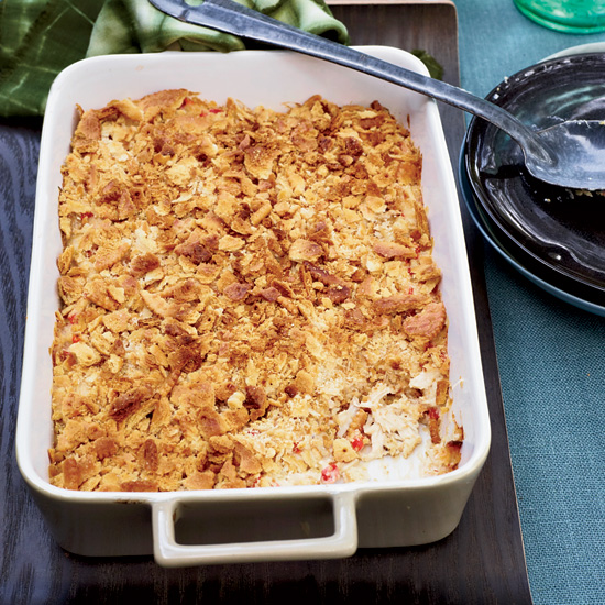 Southern Baked Chicken Casserole