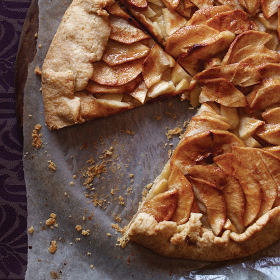 Country Apple Galette Recipe