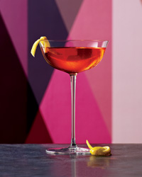 Cocktail recipe: Capricious