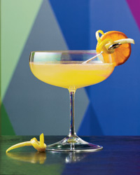 Cocktail recipe: Citrus 75