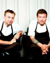Best New Chefs 2012: Erik Anderson &amp; Josh Habiger