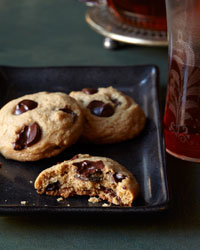 Nut-Chocolate Chunk Cookies