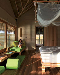 Maldives resorts: The Six Senses Laamu