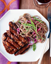 Spicy Korean Grilled Pork Recipe