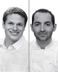 Best New Chefs 2012: Rich Torrisi & Mario Carbone