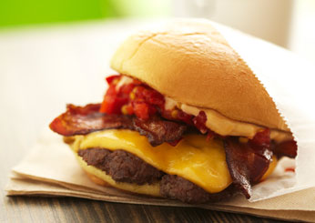 Best Bacon Burgers in the US: Shake Shack in Philadelphia