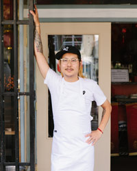 Mission Chinese Food star Danny Bowien