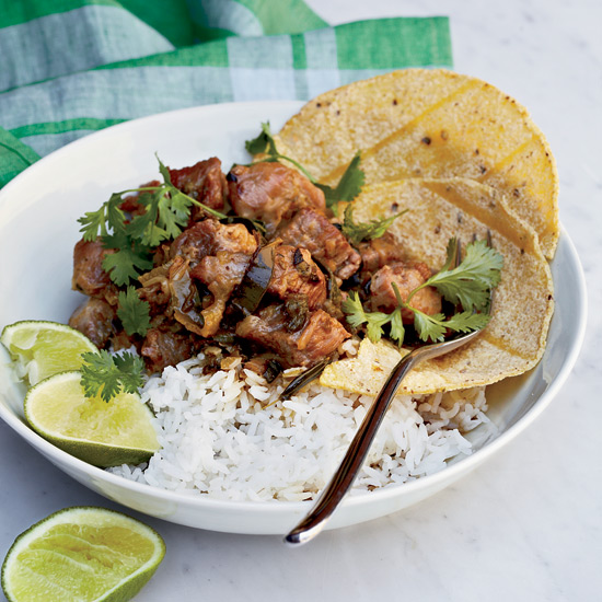 Pork-and-Green-Chile Stew