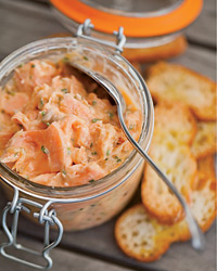 Salmon Rillettes Recipe