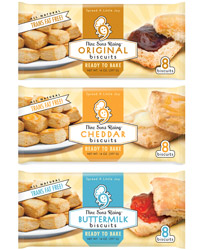 Nine Sons Rising Frozen Biscuits