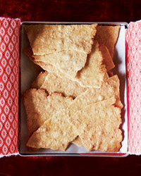 Crispy Whole Wheat-Maple Crackers Recipe