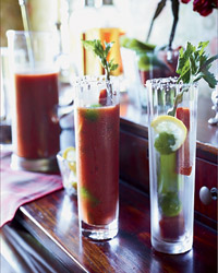 Hellfire Club Bloody Mary Recipe