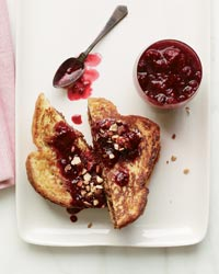 Almond-Butter-and-Jelly French Toast
