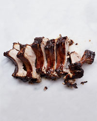 Hoisin-Glazed Ribs