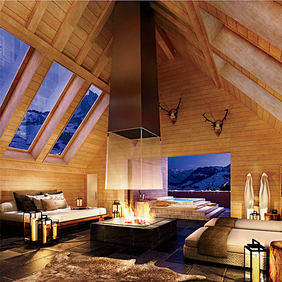 The Alpina Gstaad, Gstaad, Switzerland