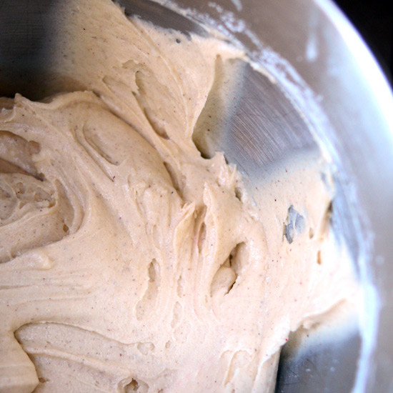 Cinnamon Cake Batter