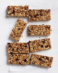 Cranberry-Pumpkin Seed Energy Bars Recipe