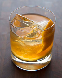 Maple-Bourbon Smash Recipe