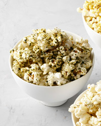 Spicy Japanese Popcorn Recipe
