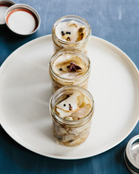 Pickled Jerusalem Artichokes Recipe