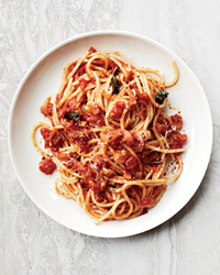 All'Amatriciana with Extra Umami Recipe