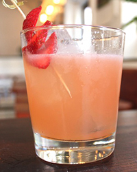 Drink This Now: Strawberry Cocktails