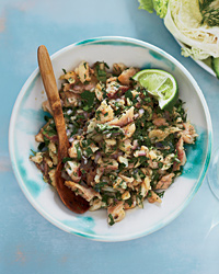 Thai Catfish Salad (Laap Pla Duk) Recipe