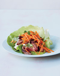 Turkish Lettuce Wraps Recipe