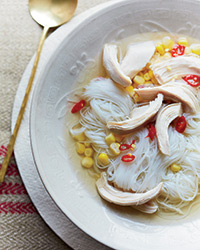 Chicken Vermicelli Soup