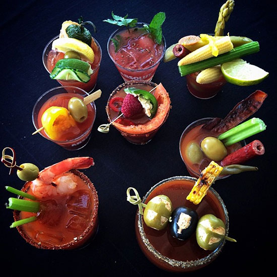 Bloody Mary Heaven
