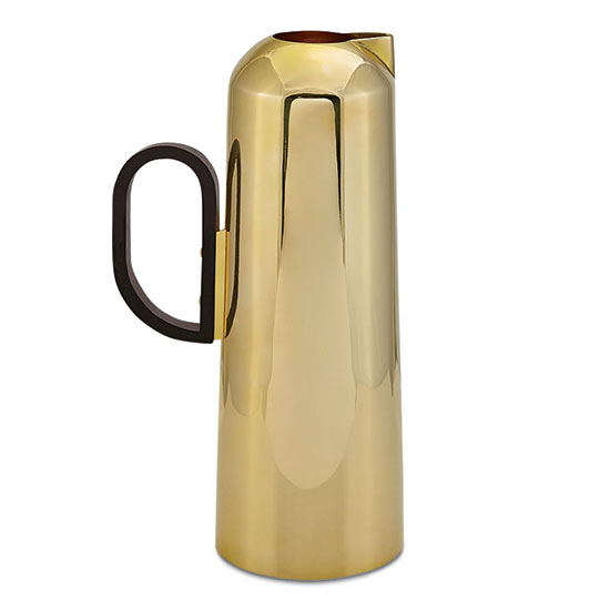 Tom Dixon Gold Pitcher.