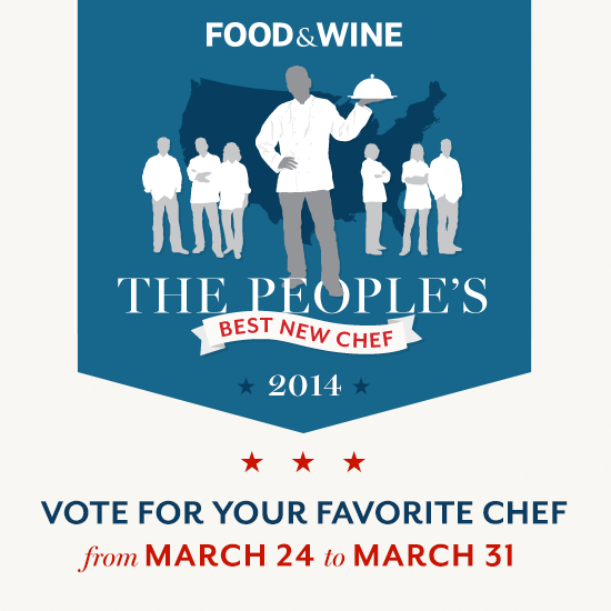 The People's Best New Chef 2014: Vote