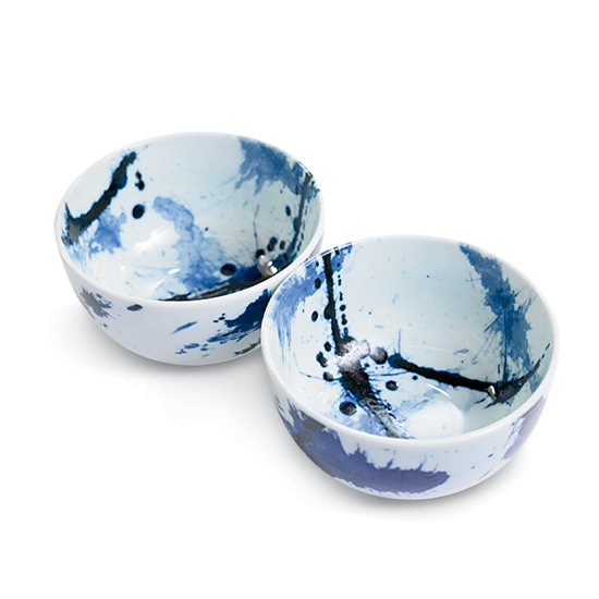 Furbish Studio Splatter Bowls