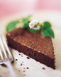 Elizabeth David's Chocolate Cake Recipe