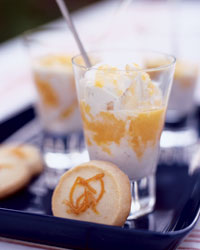 Tangelo Creamsicles Recipe