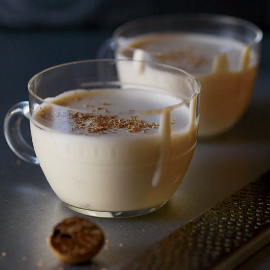 Sticky Toffee Pudding Eggnog