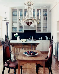 Kitchen Design: New Americana Kitchen Design