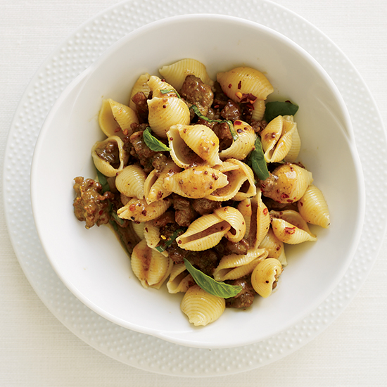 Easy Weekday Pastas