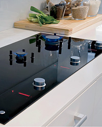 Fisher & Paykel's Ceramic Cooktop
