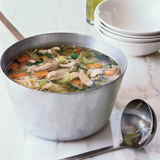 Soothing Chicken Soups