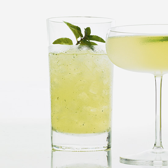 Garden-to-Glass Cocktails
