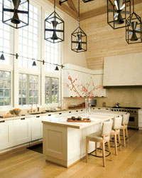 Kitchen Design: Designing A Big Kitchen