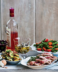 French Riviera Party Recipes