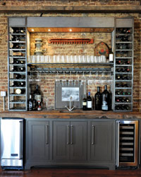 Architectural Salvage The NewOld Kitchen Food Wine