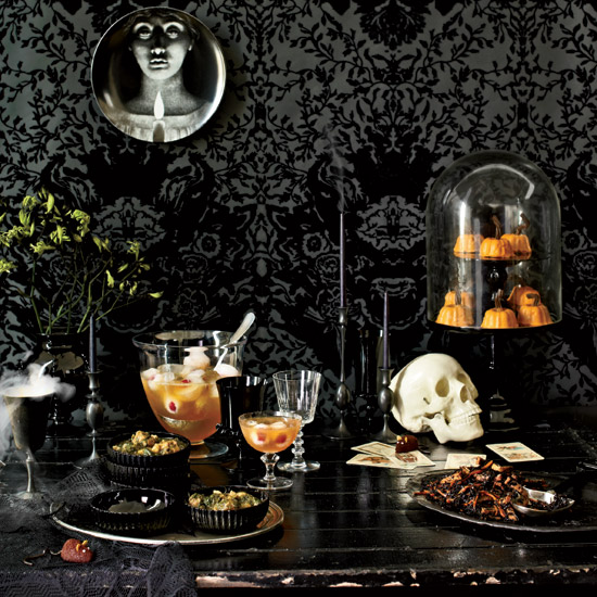 Halloween Party recipes