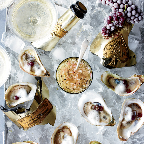 Oysters Rocafella Recipe