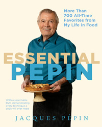 Buy the Book: Essential Pépin