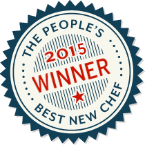 People's Best New Chef Winner
